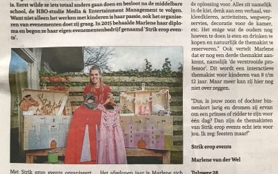 Artikel Wassenaarse Krant